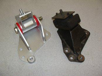 Complete Upgraded MX5 Motor Mounts - 95 Durometer Pair