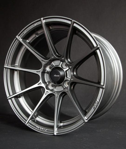 Advanti Racing Storm S1 15x7 - Set Of 4 PCD 4x100 - Grey