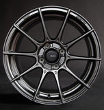 Advanti Racing Storm S1 15X8  Set Of 4 PCD 4X100 Hyper Silver  61-13862