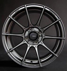 Advanti Racing Storm S1 15x8 Grey - Set Of 4 PCD 4x100.    61-1387