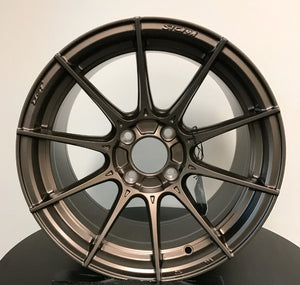 Advanti Racing Storm S1 15x8 Matte Bronze 1990-2005  61-20938
