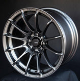 Konig Dial In 15X8 Set Of 4 PCD 4X100 GREY 61-1391