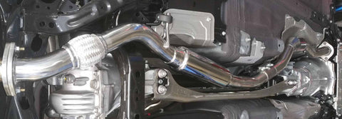 RoadsterSport Stainless MX5 Mid-Pipe with Converter For ND GR-028