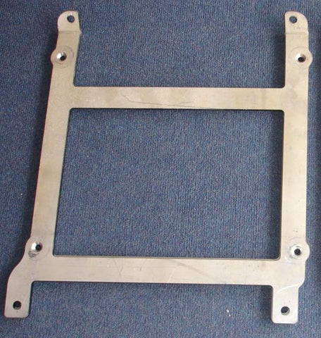 MX5 NC Drivers Side Rail-base for RACE SEATS