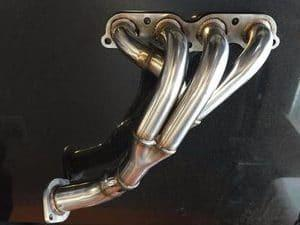 RoadsterSport MAX Power Standard Length MX5 Stainless Header - Suits ND Models
