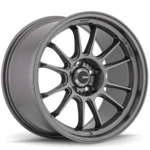 Konig Hypergram 17x9 4X100 ET45 Matte Grey - To suit the ND model MX5