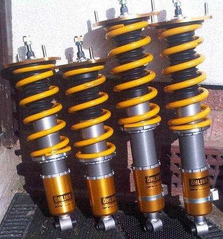Ohlins New Road and Track DFV Coilovers For NA & NB MX5