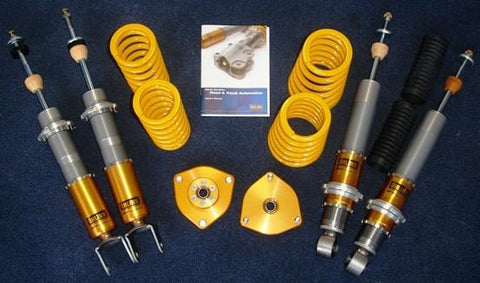 Ohlins Road and Track MX5 DFV Suits NC Models