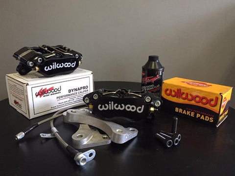 ND MX-5 Goodwin Racing Calipers