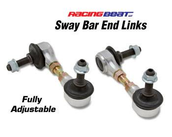 Racing Beat MX5 Sway Bar Endlinks FRONT