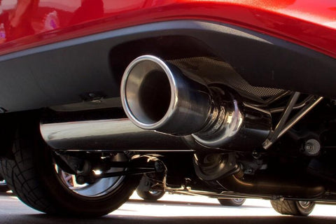 RoadsterSport Super Street MX5 Exhaust SINGLE TIP ND Model GR-030  61-1787