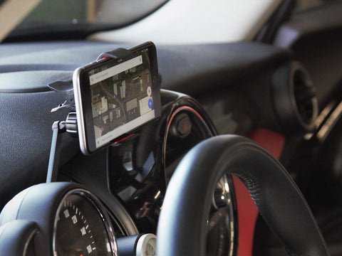 Gemini Phone Mount for MINI by CravenSpeed