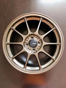 Konig Dekagram 17x8 4X100 ET45 Gloss Bronze colour ND / Abarth 61-2303B