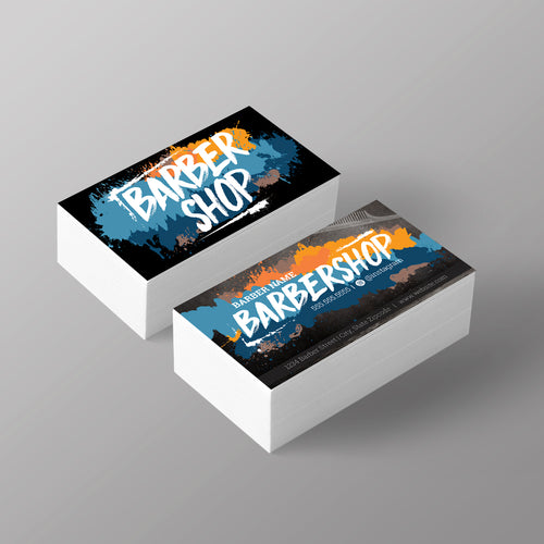 "The ""Graffiti"" Business Card - Multi Color"