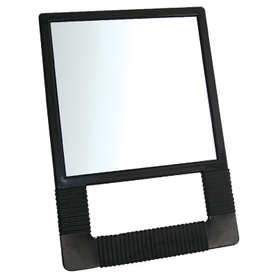 Soft 'n Style Hand-Held Square Mirror