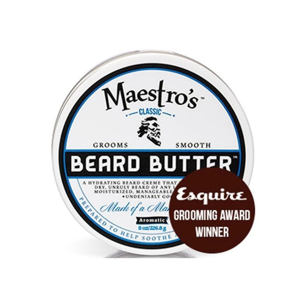 Maestro's Beard Wash - Mark of a Man Blend