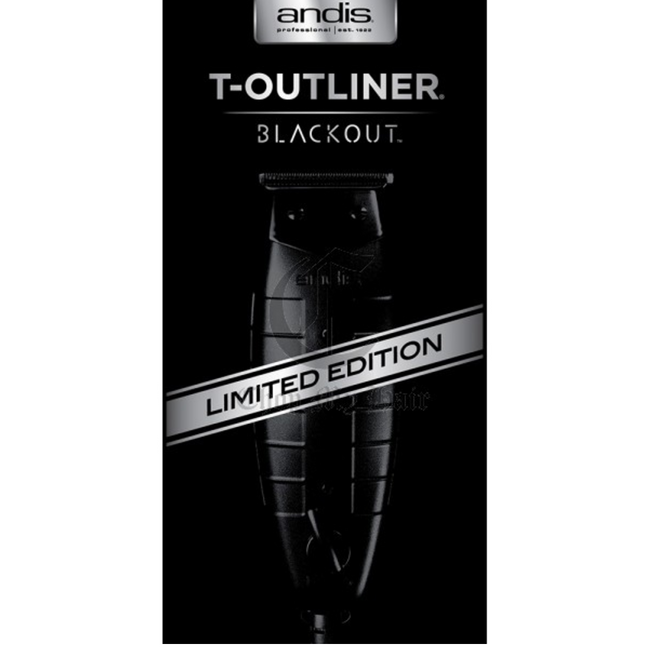 Andis T-Outliner Blackout Limited Edition Trimmer