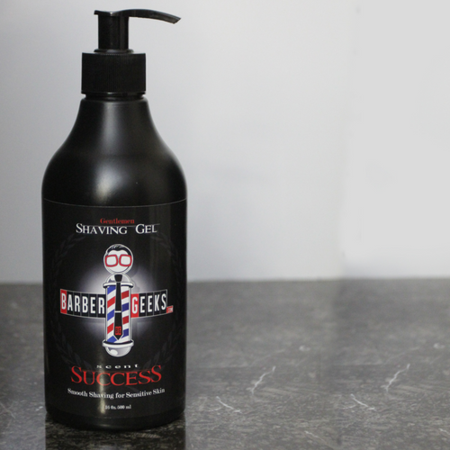 Barber Geeks Shaving Gel