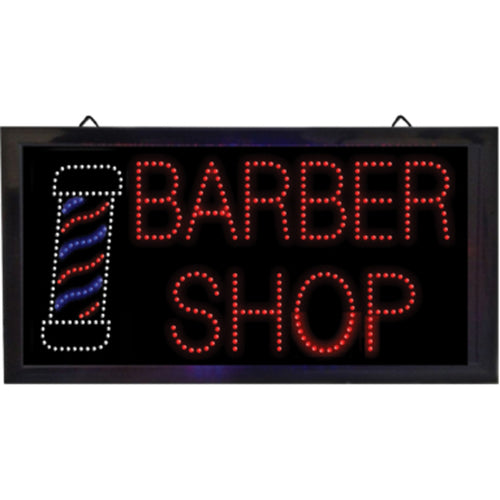 "Scalpmaster ""Barber Shop"" LED Sign"