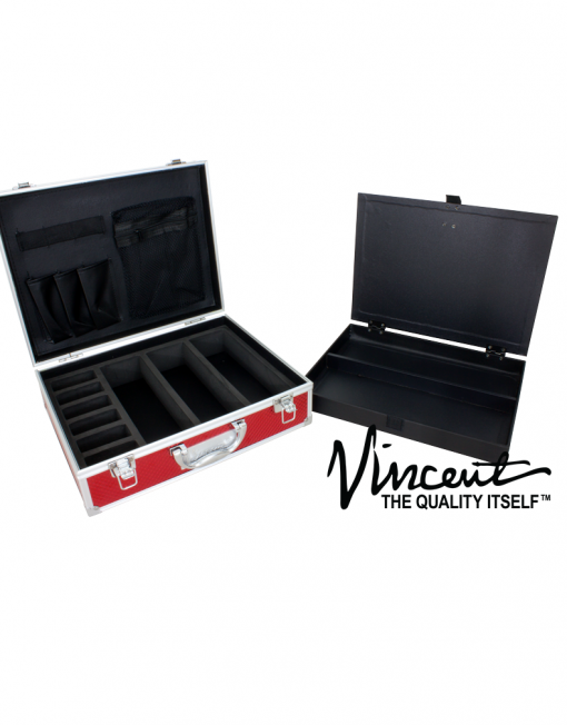 Vincent Master Case Small (Red)