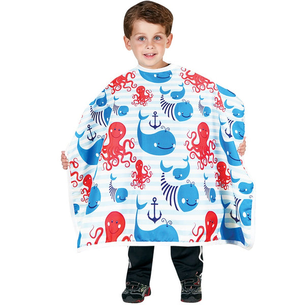 Betty Dain Anchors Away Kiddie Cape
