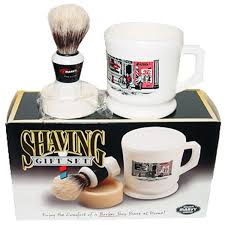 William Marvy Shaving Gift Set