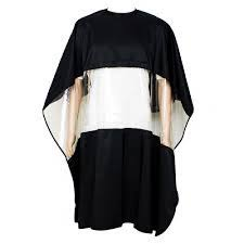 Vincent Window Cutting Cape (Black)