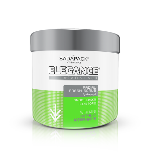 Elegance Facial Scrub - Mint (Green)
