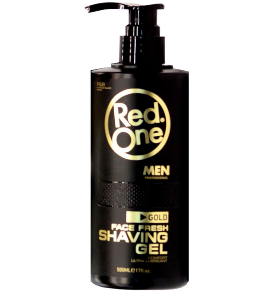 Red One Gold Shaving Gel (500ML)