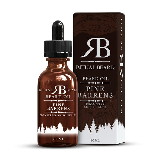 Ritual Beard Oil -Pine Barrens Scent