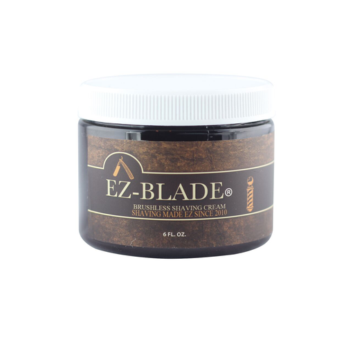 EZ-Blade Brushless Shaving Cream