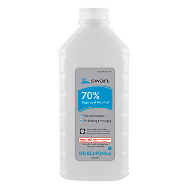 Swan 70% Isopropyl Alcohol