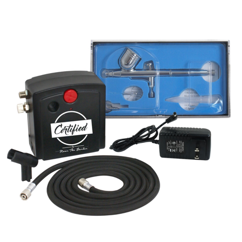 Certified Line Travel Size Air Compressor