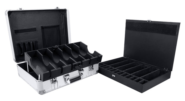 Vincent Master Case Large (Silver)