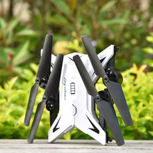 Load image into Gallery viewer, 1080p WIFI FPV Camera 2.4g Foldable Mini RC Drone Quadcopter RC Helicopters Set High Floating Automatic Return