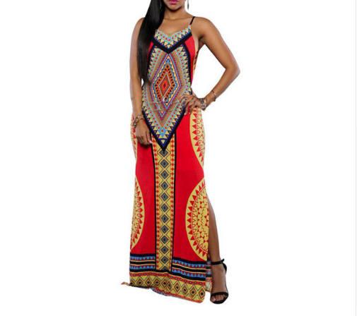 dashiki dress for events, parties or special occasions