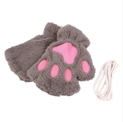 Pretty Cat ears knitted beanie 50% off free shipping