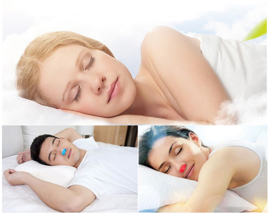 The fantastic invention that prevents snoring.  40% OFF FREE SHIPPING