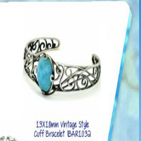 Find here the best bracelets echos de larimar stone presiosa Dominican Republic. FREE SHIPPING.