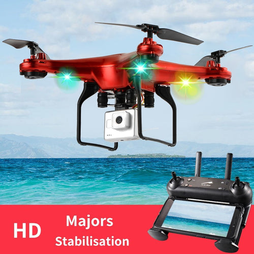 DM006 six axis fixed four-axis aircraft RC Drone 6-axis Remote Control helicopter Quadcopter with 2MP HD camera or X5 R