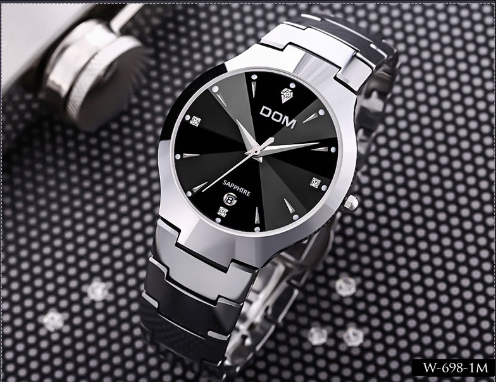 Its elegance and quality make this watch a collector's item