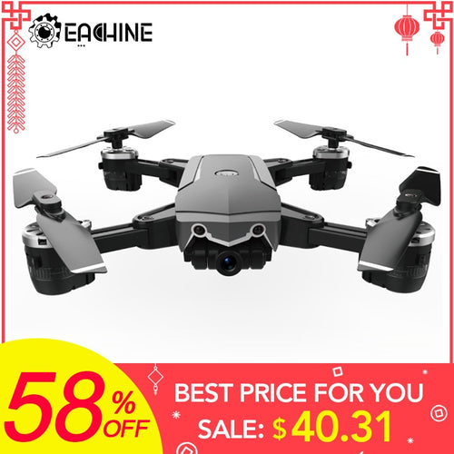 Eachine JD-20S JD20S WiFi FPV Drones Folding 2MP HD Camera with 18 Minutes Flight Time RC Quadcopter RTF