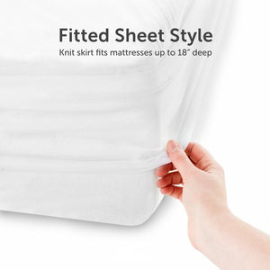 Soft waterproof mattress cover Turetrip anti-mite Waterproof mattress cover bed sheet bed sheet insect proof mattress Topper