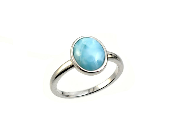 The best rings in the world in larimar 100% handmade sent free shipping