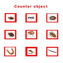 Load image into Gallery viewer, Super Cash Cockroaches Bed Bug Killer Dust Colbug Drog Mites Insecticide Kill Ants Spider Flea Bait Repellent