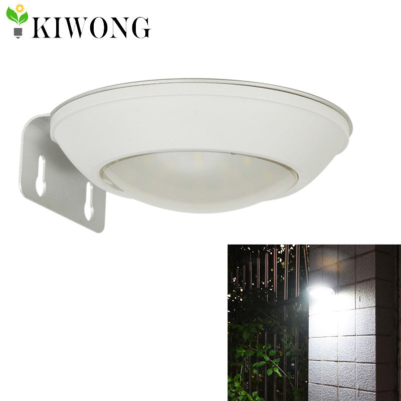 Sensor LED Solar Light  Waterproof 16LEDs Street Lamp Outdoor Path Wall Lamp Security Spot Lighting
