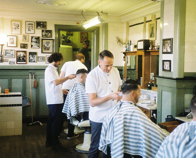 The New York Barbershop