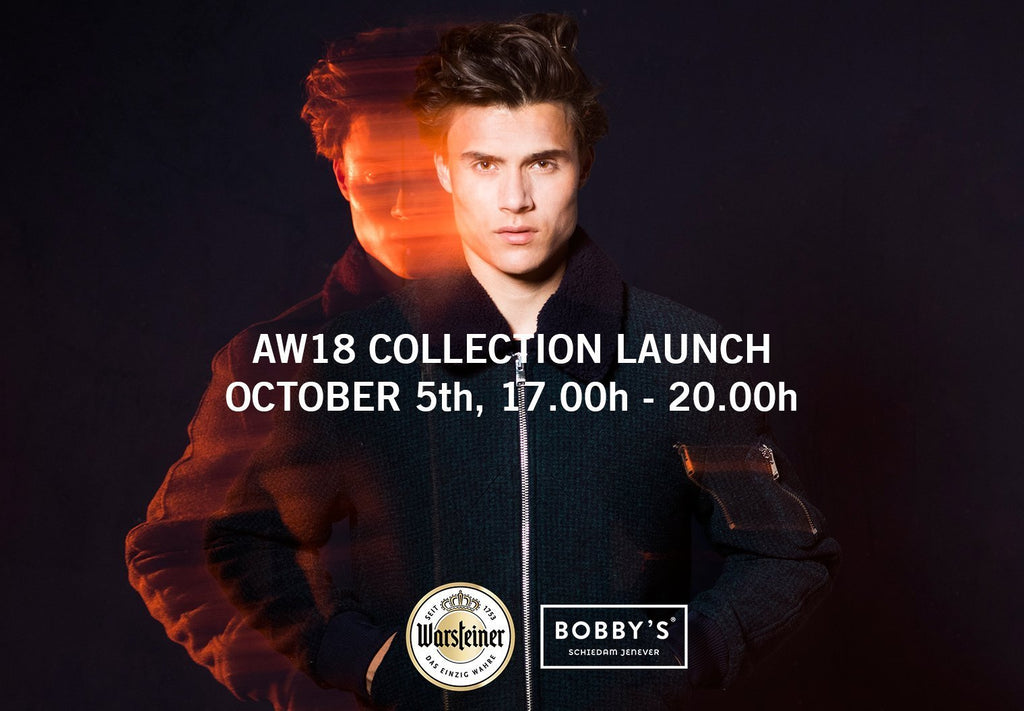 AW18 COLLECTION LAUNCH