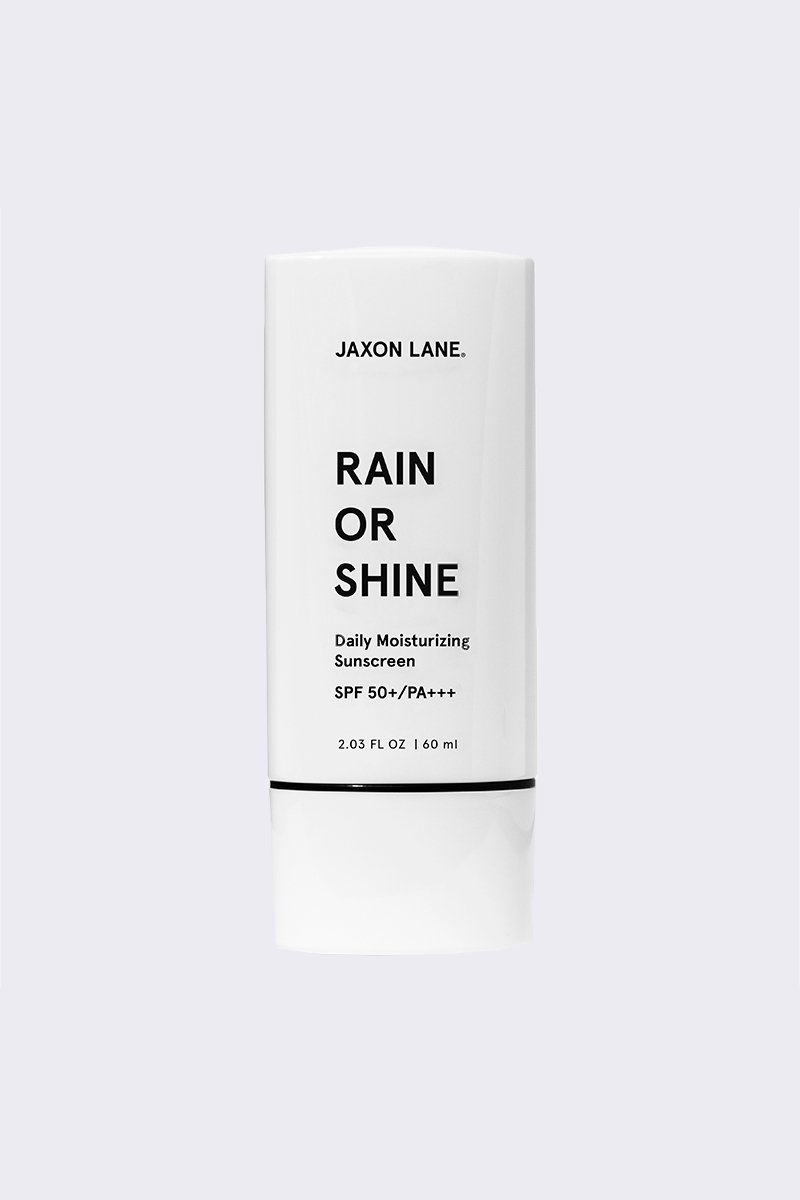 Daily Moisturizing Sunscreen - Rain or Shine