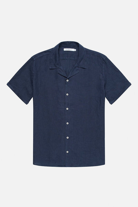Linen Short Sleeved Shirt